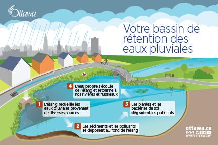 Collecte et traitement des eaux us es ville d 39 ottawa - Bassin de retention maison individuelle ...