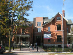 Award of Excellence – Infill / Restoration Strathcona on the Parc, 417 - 421 Laurier Avenue East