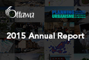 Collage of the Planning and Growth Management Annual Report Storymap
