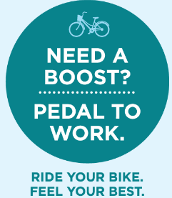 Bike to Work Month - Ride your bike and feel your best