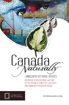 Canada Naturally poster