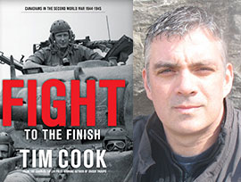 Cook - Fight to the Finish - book jacket
