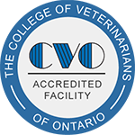 logo of the College of Veterinarians of Ontario