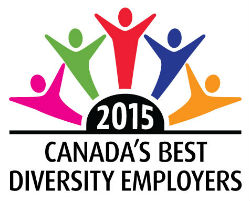 Diversity, Top Employer Logo