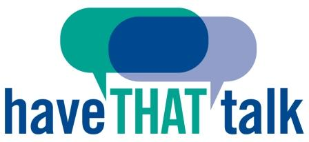 Have That Talk logo