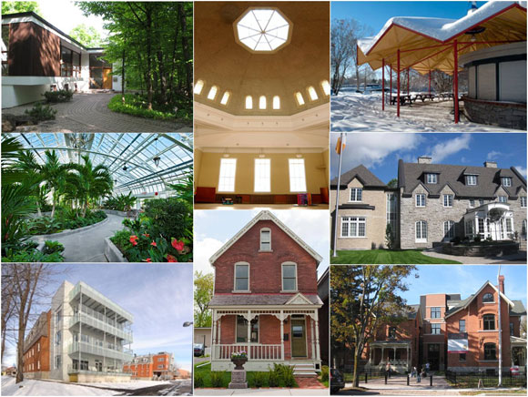 Heritage Architectural Conservation Award winners
