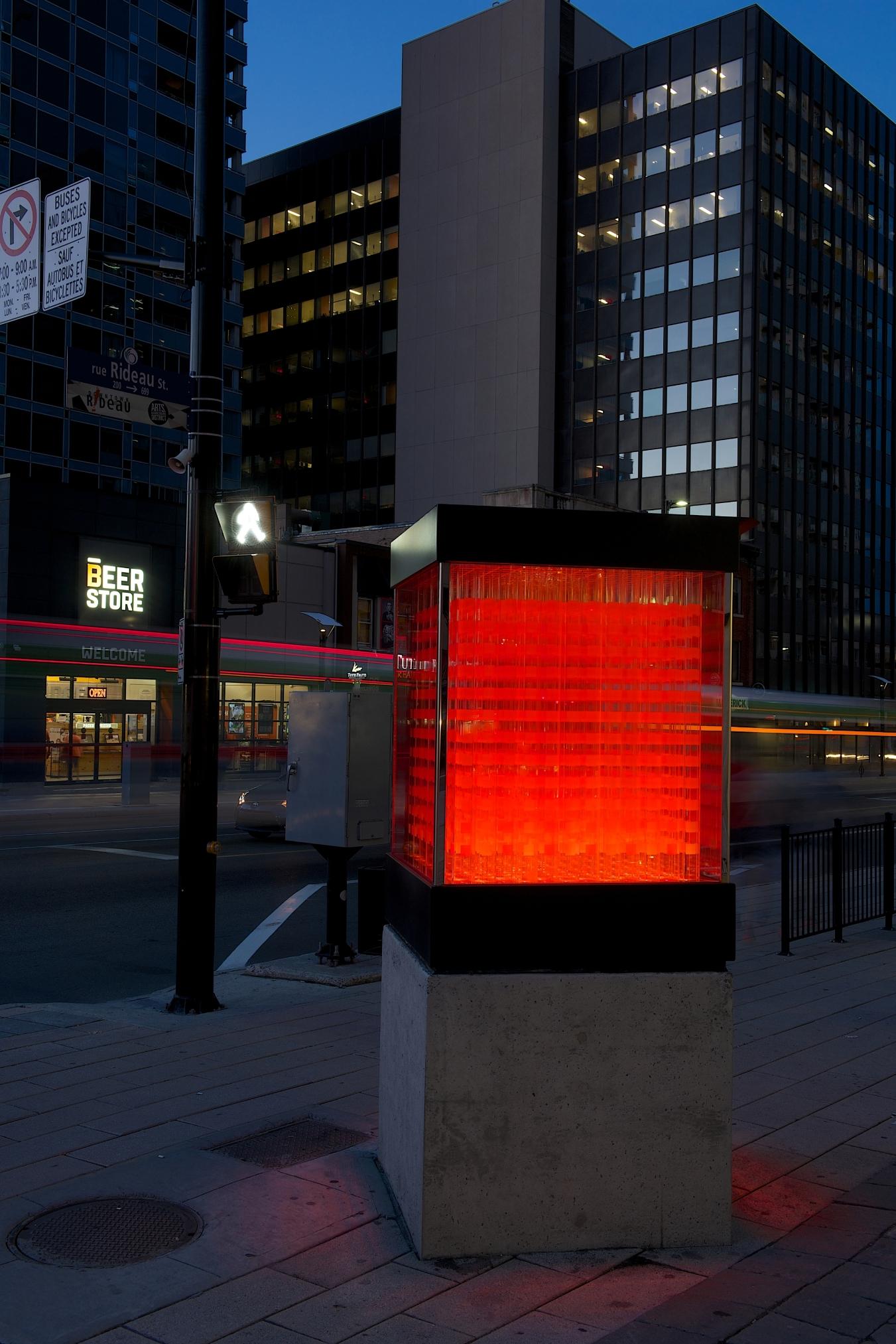 Cube, Lattice, Sphere, Wave   City of Ottawa
