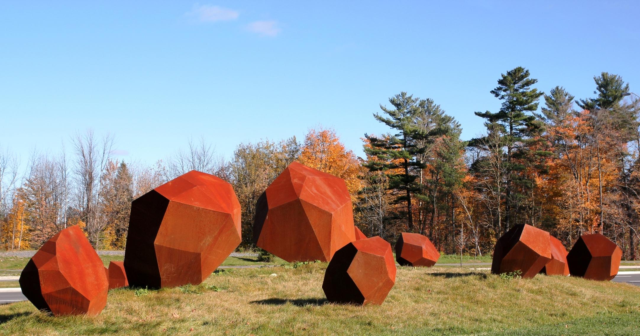 Sculpture by Shayne Dark