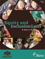 Equity and Inclusion Lens Cover