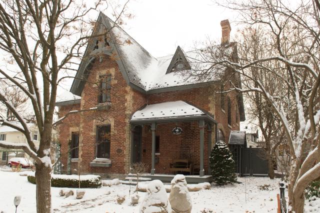 Maison Fréchette House