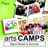 March Break Camps 2017 poster