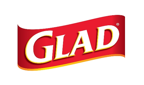 GLAD logo, in colour.