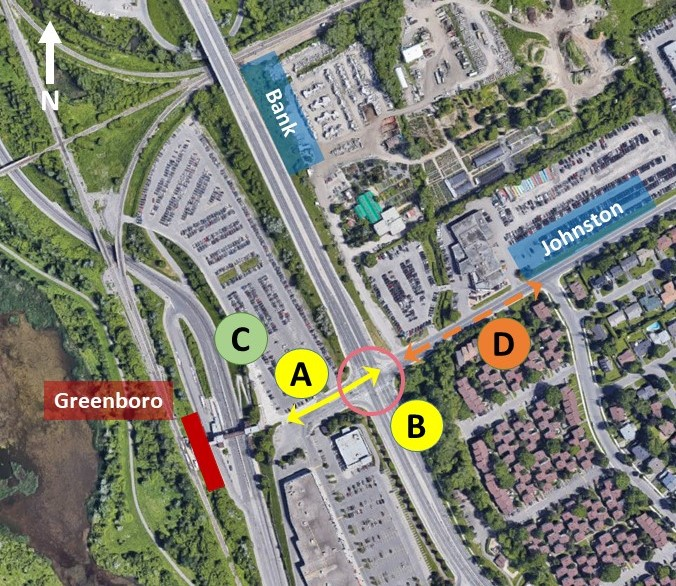 Connectivity Overview – Getting to Greenboro Station