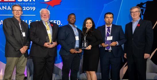 Les Immigrant Entrepreneur Awards 2019 ont été décernés à six hommes d'affaires locaux