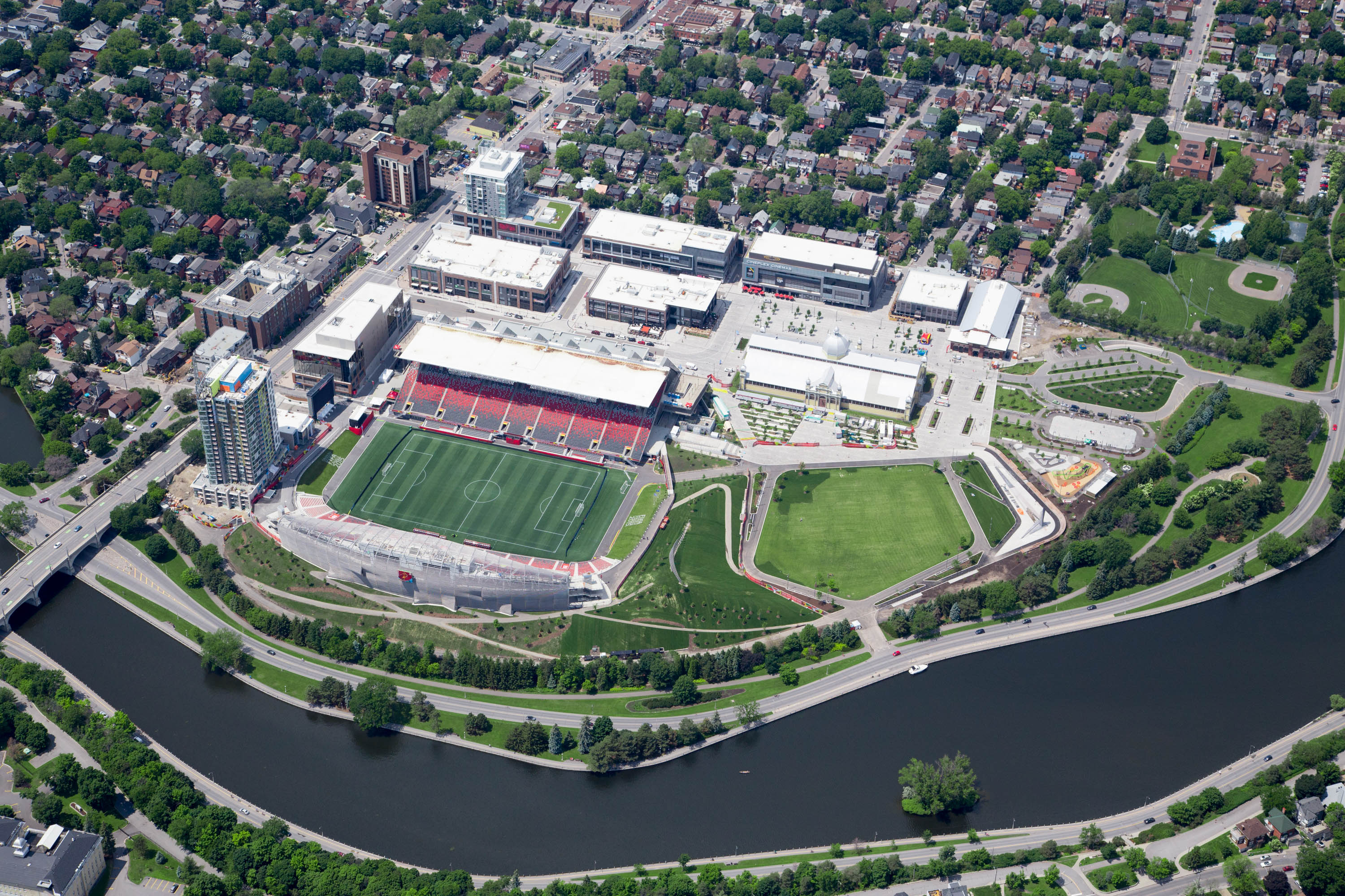 Lansdowne Awarded Prestigious Leed For Neighbourhood Development