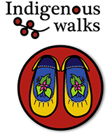 Indigenous Walks logo