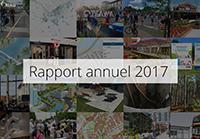 Direction générale de la planification, de l'infrastructure et du développement économique - Rapport annuel 2017 logo