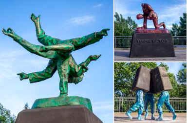 d'exemples de réalisations artistiques antérieures - Quiproquo à Gatineau.