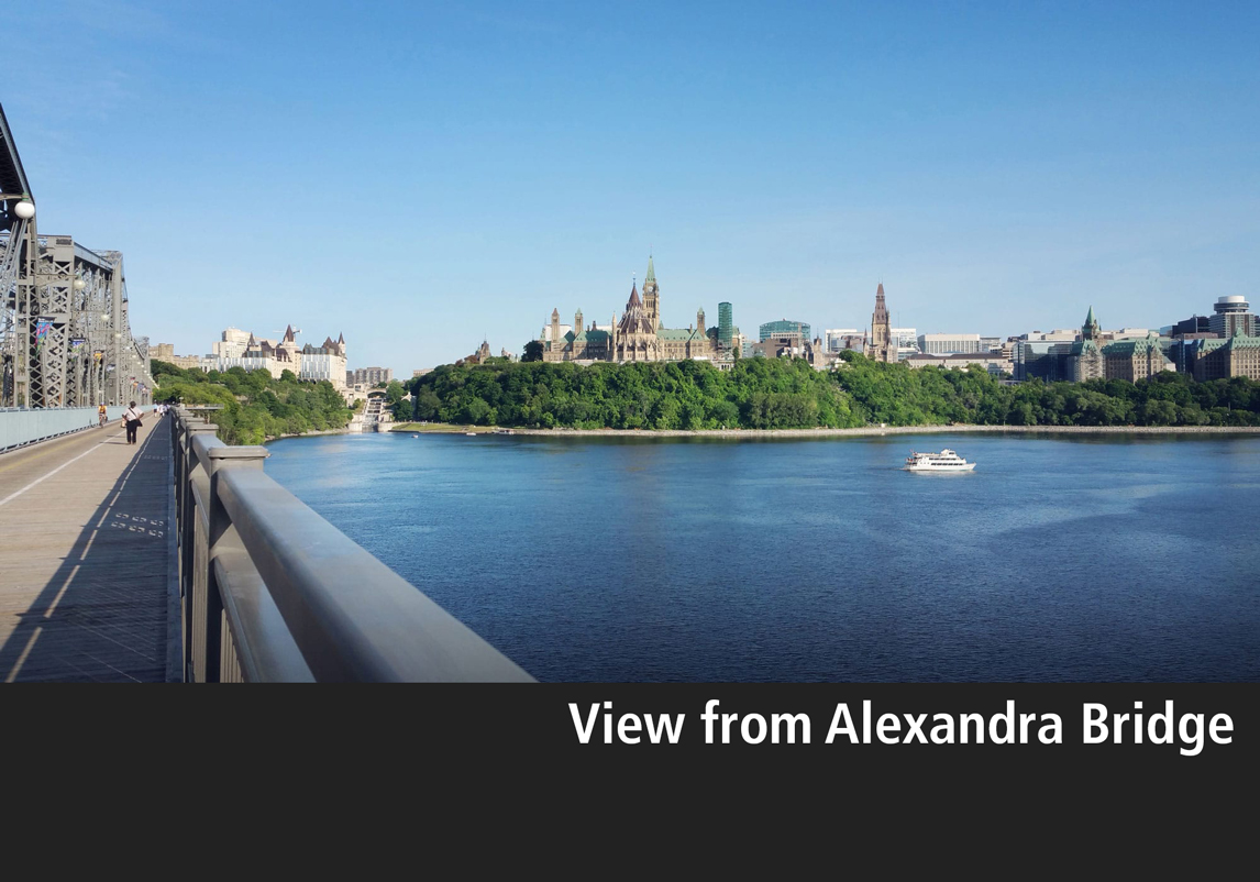Architect's rendering of the addition to the Chateau Laurier hotel as seen from Alexandria Bridge