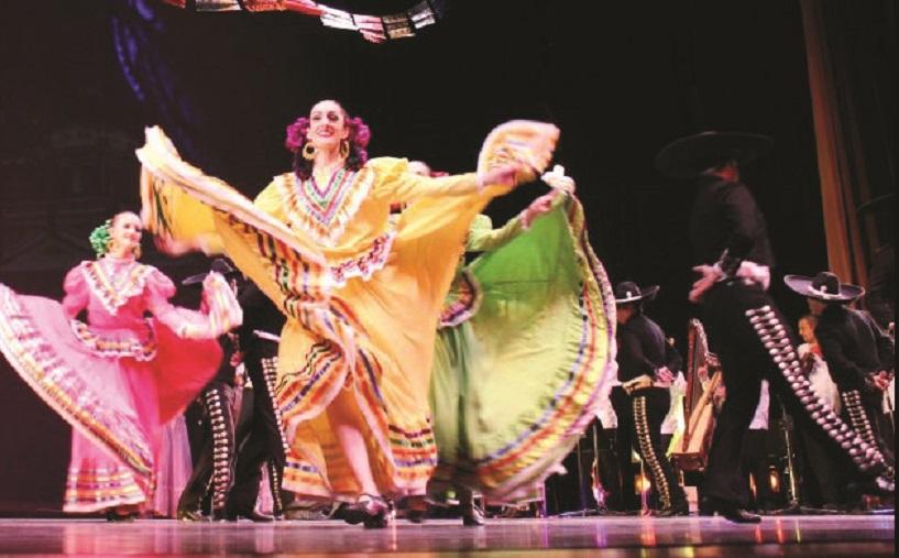 Ballet Folklorico de Mexico dance troupe