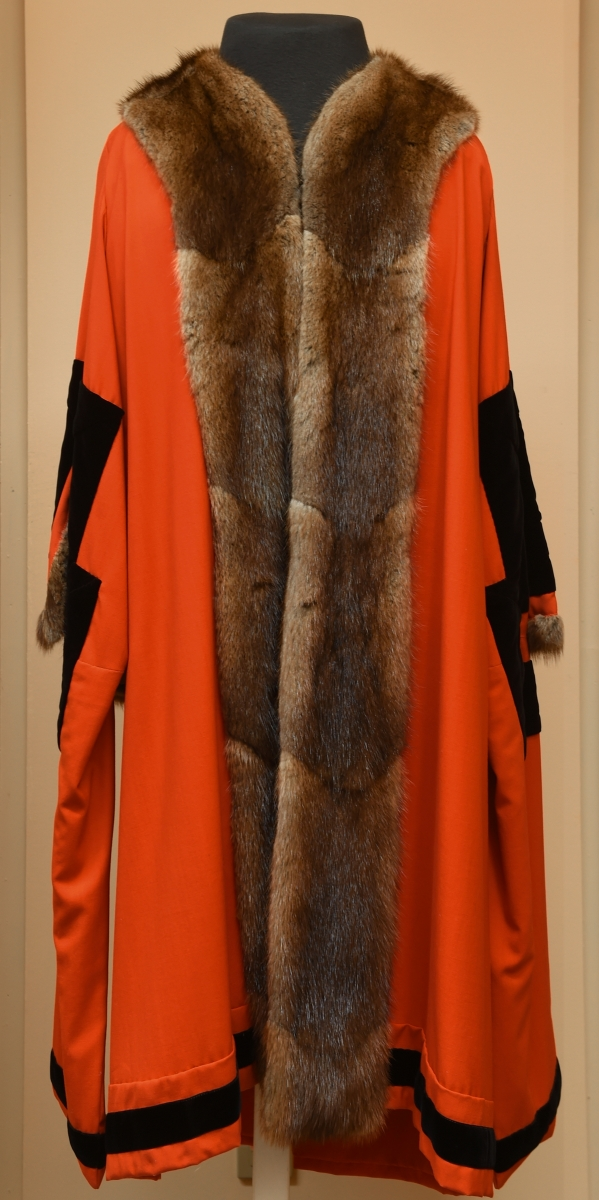 Mayor's Robe of Office