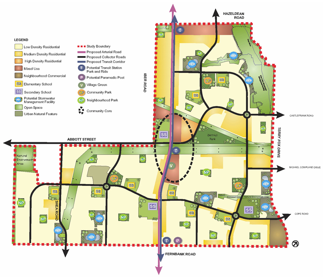 Fernbank Community Design Plan