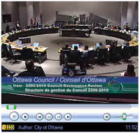 City Council video sample
