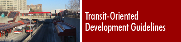 Transit-Oriented Development Guidelines