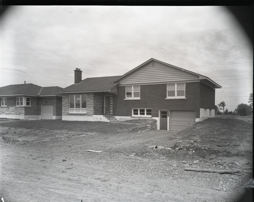 one example of a 'Campeau-built' home.