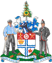 City of Ottawa Coat of Arms