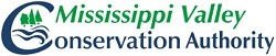Mississippi Valley Conservation logo, in colour.