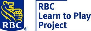 Royal Bank of Canada Learn to Play Project logo