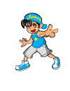 Zumba with Jorge - Logo
