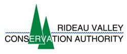 Rideau Valley Conservation logo, in colour.