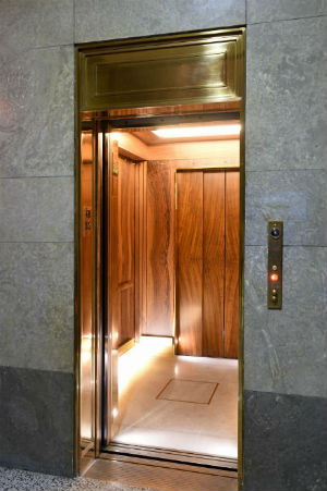 Supreme Court of Canada Elevator Modernization, Award of Merit