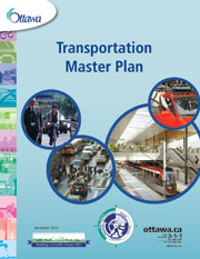 The 2013 Transportation Master Plan (TMP) builds on the work of previous plans carried out in 2003 and 2008.